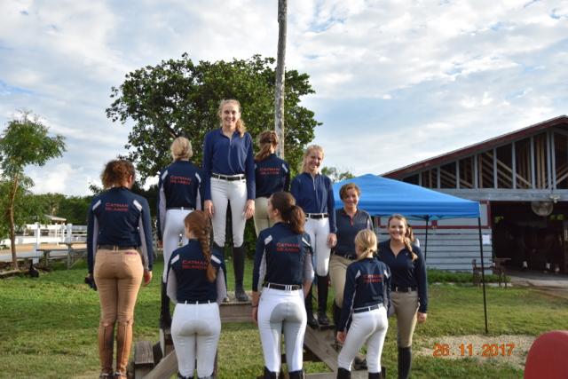 2017-11-26 Cayman Team